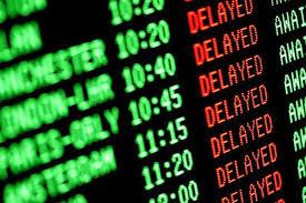 retraso de vuelo